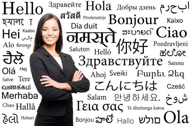 O plurilinguismo te coloca um passo à frente no mercado de trabalho. Crédito: Depositphotos/ shmeljov