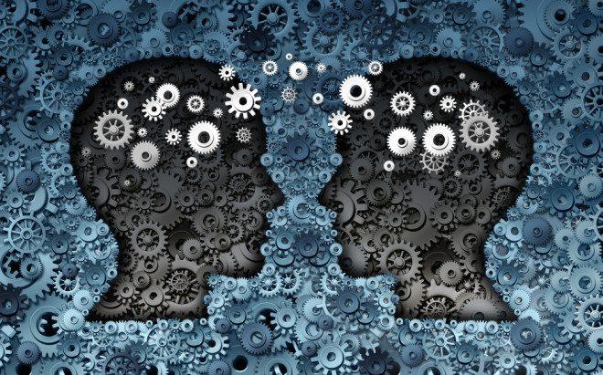 Aprender um segundo idioma retarda o envelhecimento do cérebro. Crédito: Depositphotos/ lightsource