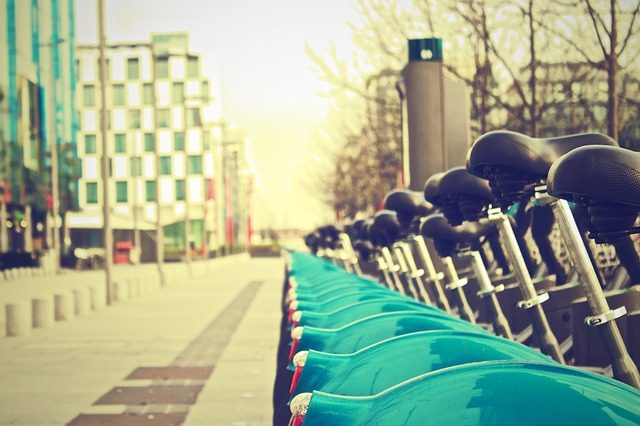 Dublinbikes. Foto: Pixabay