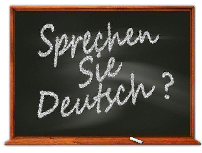 Falar o alemão pode ser a sua garantia de emprego. Crédito: Pixabay
