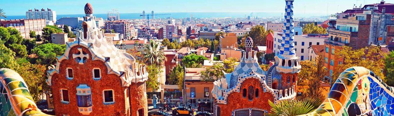 Fomos pra Barcelona