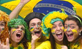 Dublin me fez um brasileiro