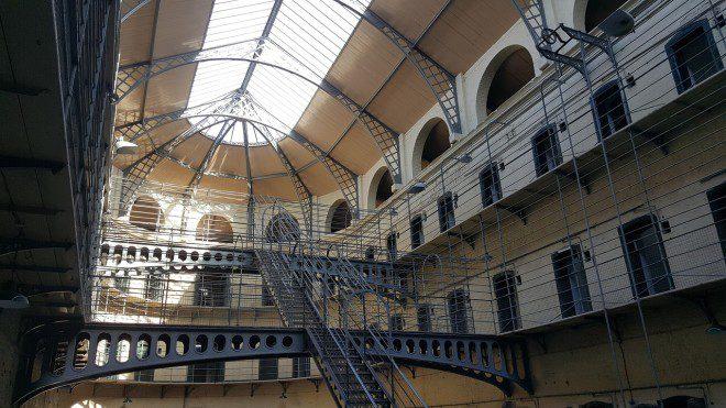 Kilmainham Gaol. Foto: Pixabay