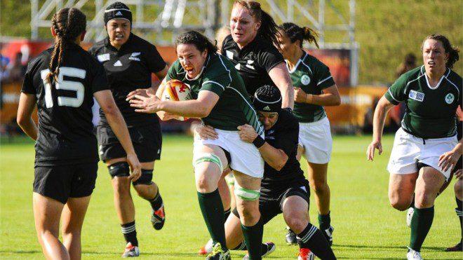 Dublin é cidade sede do campeonato mundial de rugby. Reprodução: World Rugby