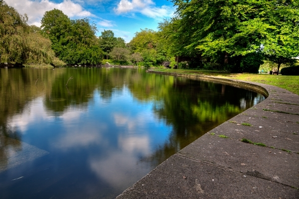 St. Stephen's Green. Foto: Freepik