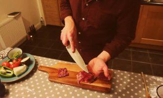 Comprar carne boa e barata na Irlanda