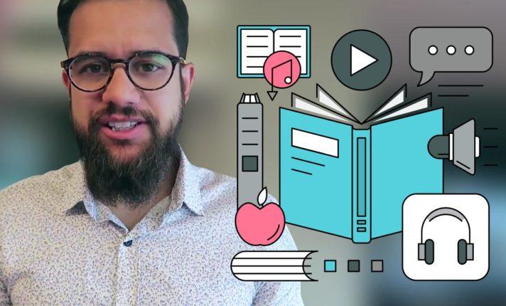 Aprenda mais rápido com audiobooks