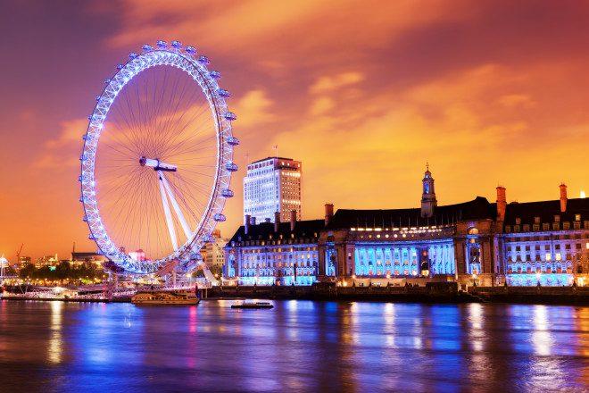 Londres está entre as cidades mais inovadoras do mundo. Crédito: Depositphotos/ Photocreo