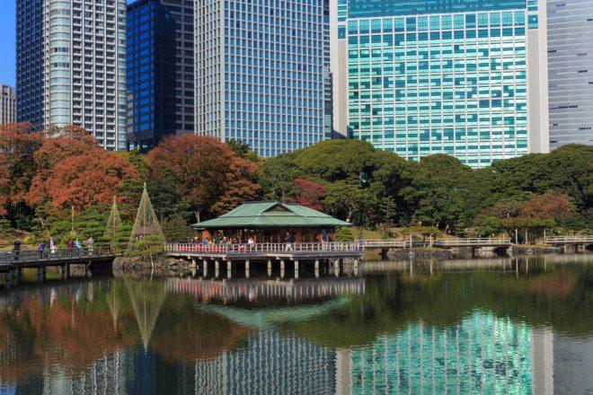 Japão, entre o moderno e o tradicional. Crédito: Depositphotos/ hiro1775