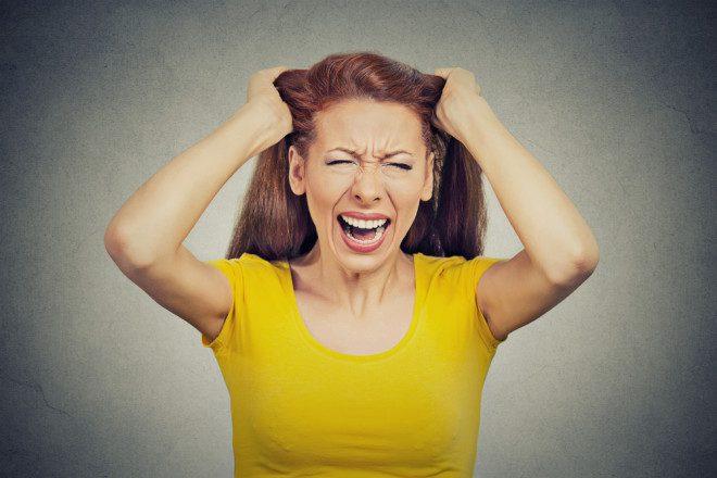 É comum ter sentimentos negativos, inclusive durante o intercâmbio. Crédito: Depositphotos/ SIphotography