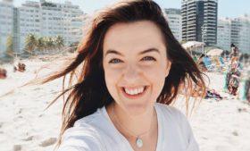 Uma irlandesa no Rio de Janeiro – All That Jess#94