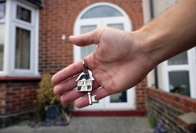casa, acomodação, apartamento