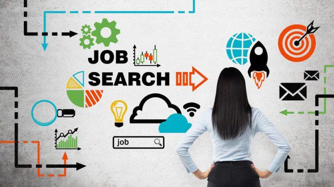 Procurar trabalho no mercado profissional. Será que é possível na Irlanda? Fonte: © Denisismagilov | Dreamstime
