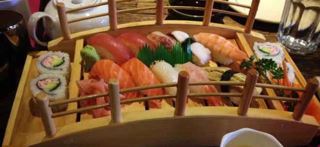 Musashi é referência em comida japonesa, Foto: Failte Ireland