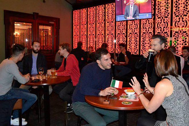 Speed dating ireland dublin