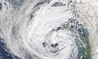 Últimas atualizações sobre o furacão Ophelia