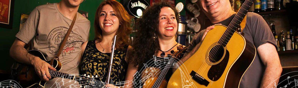 Música irlandesa no Brasil