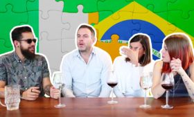 Casamento entre irlandês e brasileira