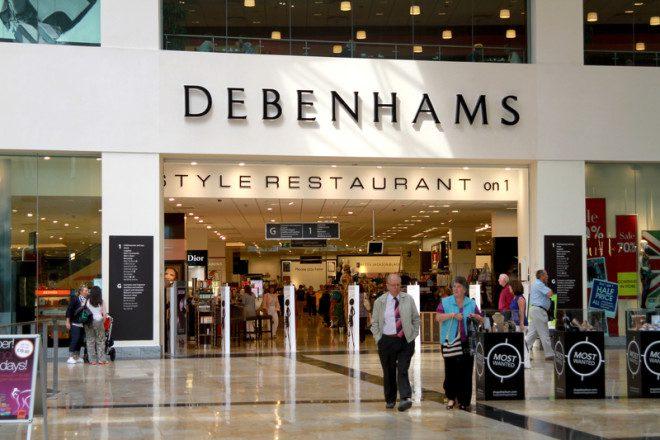 Debenhams vai recrutar mais de 500 funcionários temporários. Foto: Viorel Dudau | Dreamstime