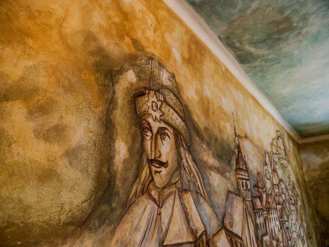 Drácula é confundido com Vlad Tepes, o sangunário príncipe da Valáquia. Foto: Simplyzel | Dreamstime