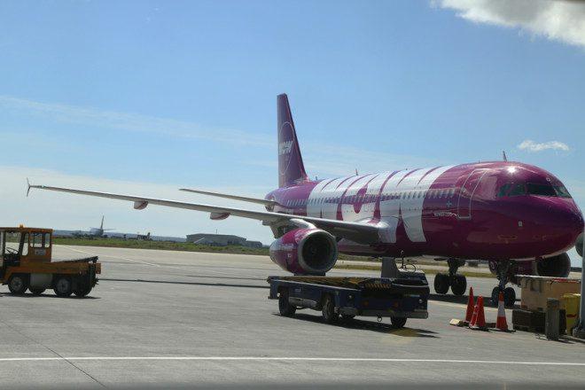 Cia de baixo custo WOW Air tem tarifas economicas para cidades americanas. Foto: Zhukovsky | Dreamstime
