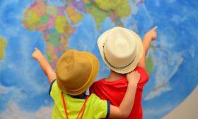 Como viajar com menores de idade para o exterior