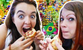 Gringa no mercadão de São Paulo – All That Jess#98 no Brasil