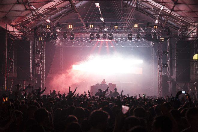 Metropolis Festival é realizado no final de semana pré-halloween em Dublin. Reprodução