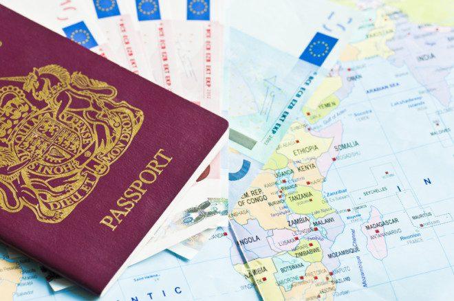 O passaporte garante seu direito de morar, trabalhar e estudar. Fonte © Fasphotographic | Dreamstime
