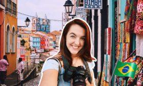Uma irlandesa em Salvador – All That Jess #99