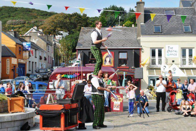 Galway está concorrendo ao título de Capital Cultural da Europa. Crédito: © Rosebud23741 Dreamstime