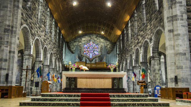 Cathedral Galway © Amir Lavi Dreamstime
