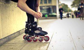 Onde andar de patins em Dublin