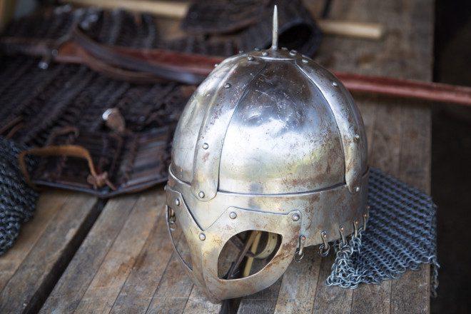 A cultura viking pode ser apreciada com o Dublinia. Crédito: Depositphotos/OLJensa