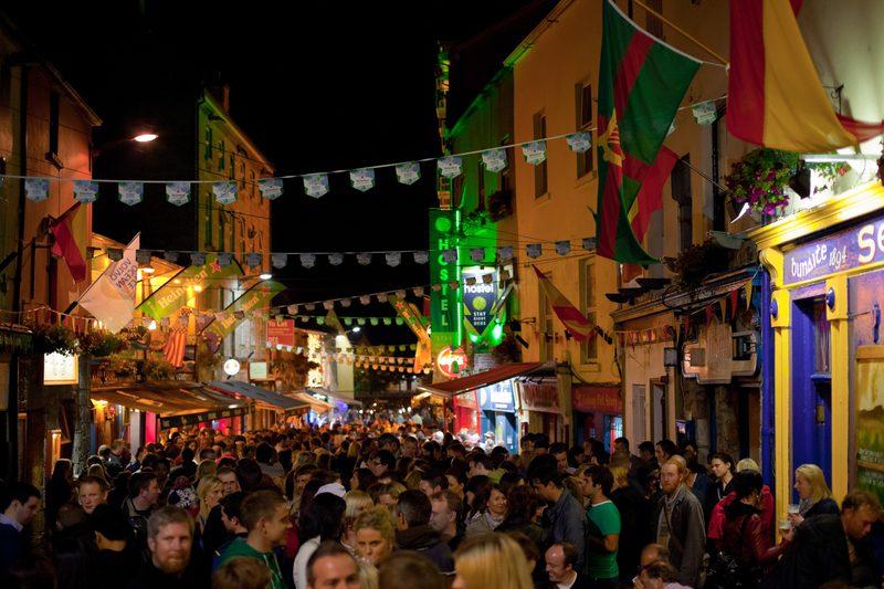 Galway: a Capital Europeia da Cultura 2020