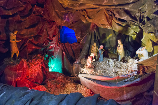 Nativity Galway © Adrea -Dreamstime
