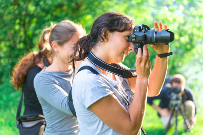 Photography Courses_© Michelangelo Oprandi _ Dreamstime