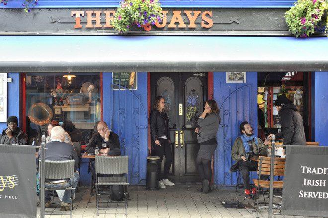 Pubs Galway 1_© Pepedrm _ Dreamstime