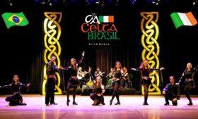 Dança irlandesa no Brasil