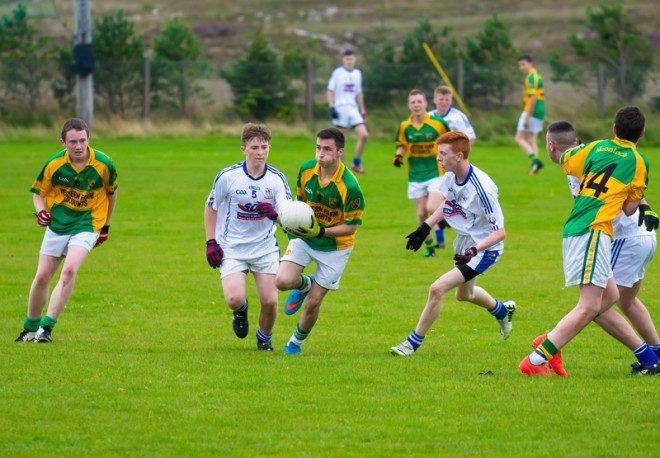 O futebol gaélico é uma modalidades criada na Irlanda.© Grafxart | Dreamstime.com