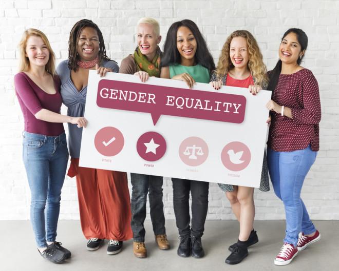A desigualdade de gênero é uma questão que merece atenção na Irlanda. Crédito: Rawpixelimages | Dreamstime