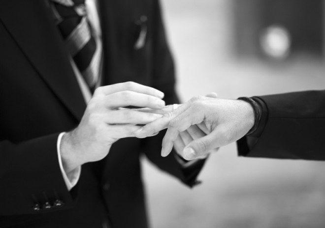 A união entre pessoas do mesmo sexto foi aprovada em 2015. Crédito: Edward Olive | Dreamstime