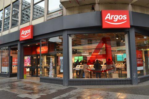 Argos também está na Black Friday. Foto: Slawek Kozakiewicz | Dreamstime