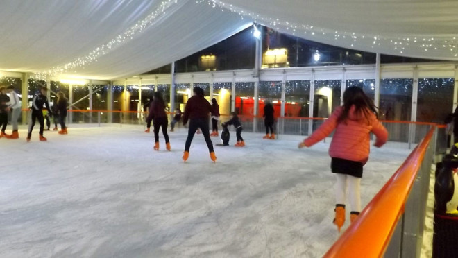 Foto: Dundrum on ice