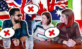 Você tem medo de falar inglês?