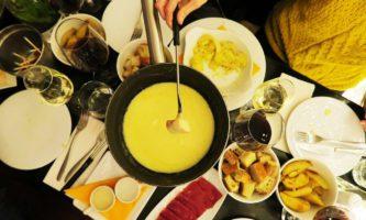 O melhor fondue de Dublin