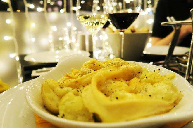 Raclette. Foto: Arquivo Pessoal