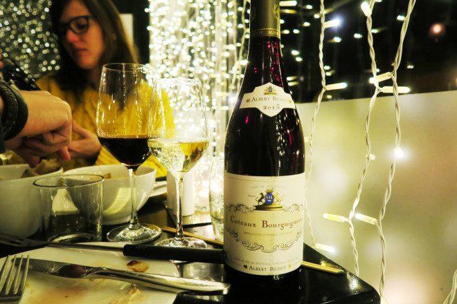 Peça recomendações de vinhos quando estiver lá! Foto: Arquivo Pessoal