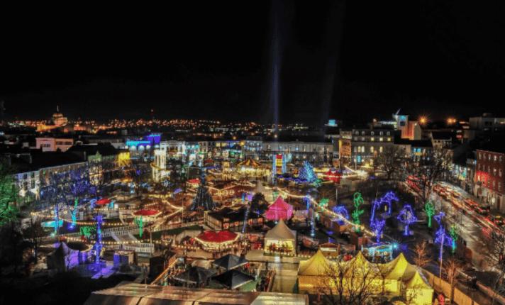 5 mercados de Natal imperdíveis na Irlanda