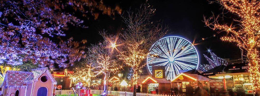 Atrações imperdíveis do Natal em Galway